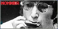 HOHNER(ホーナー)「John Lennon Signature Harp/ジョン・レノン シグネチャー・ブルースハープ」