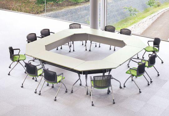 会議テーブル 研修用 ミーティングテーブル