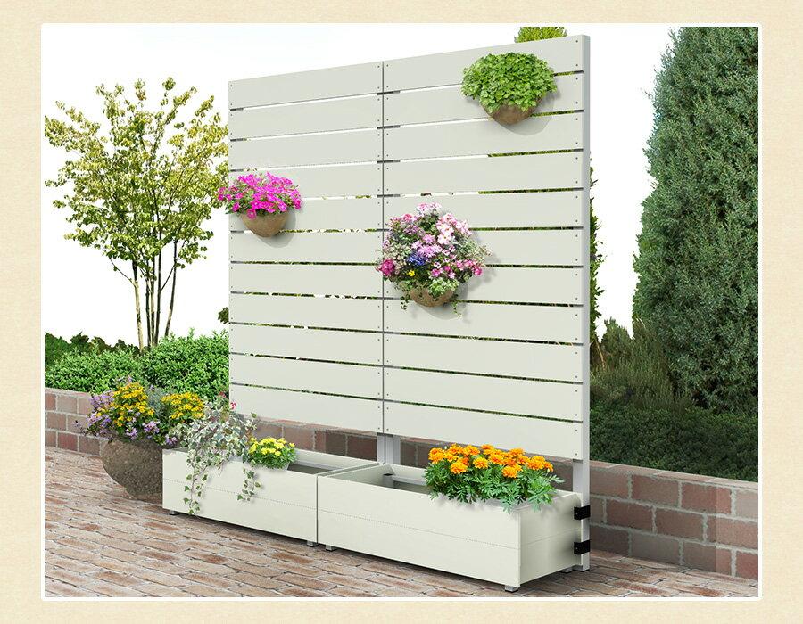 フェンス設置イメージ