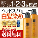 "Hair dye though ""extremely comfortable! ""Hair 300 g Levine head spa treatment color starter set"