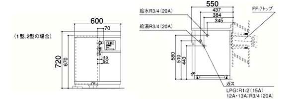 室内燃气管道设计图