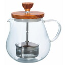 HARIO (커피콩) 티 올 우드 700ml TEO-70-OV
