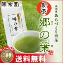New tea Harada tea source 宗園 • new tea ◎ Shimada of aradzukuri tea township leaves (satonoha) 100 g