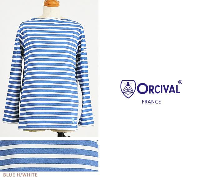 レディース, Orcival,orcival,オーチバル,ボーダーTシャツ,バスクシャツ,楽天,通販