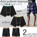 It's just 1,000 yen! Show for pan-surf pants inner ☆ dot patterns for men's Board Shorts supporters swimsuit inner supporters fs3gm