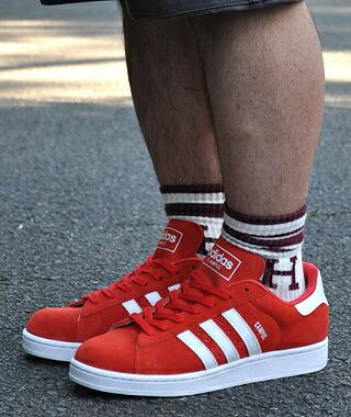 adidas campus 2 red