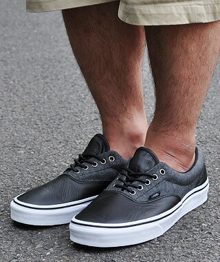 ???? vans era leather