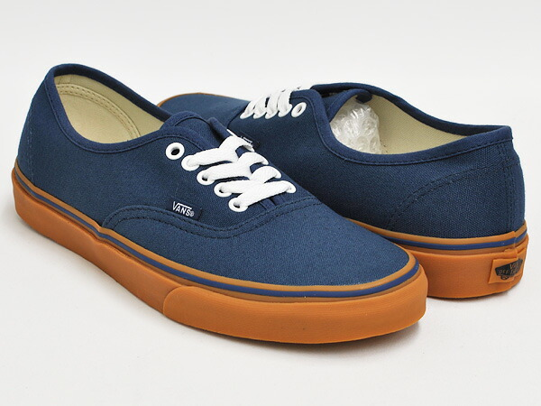 Vans Blue Gum Sole