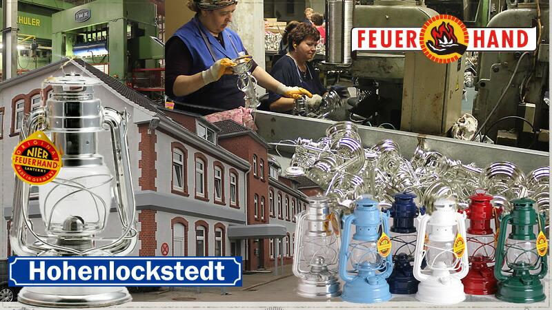 FEUERHAND GmbH 会社について