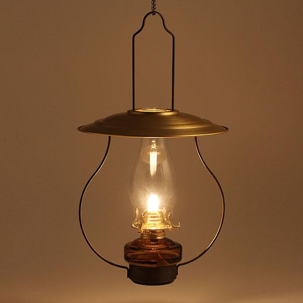 吊りオイルランプとしてお使いいただけます。