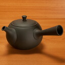 Gazebo round teapot black