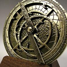 アストロラーベ(古代天体観測機器)