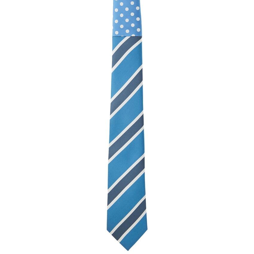 giraffe  クレリックレジメンドットタイ02 BLUE