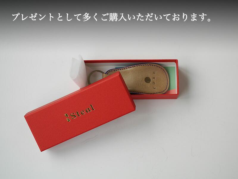 『CORE イタリアンレザー 靴べら』-6