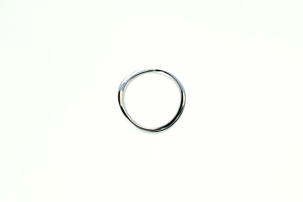 サージカルステンレス ダイヤモンド エレガントリング-6