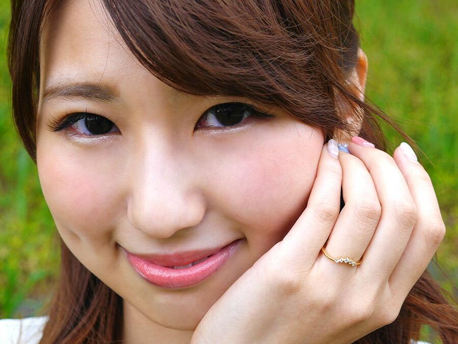 ピンキーリング☆Vライン-4