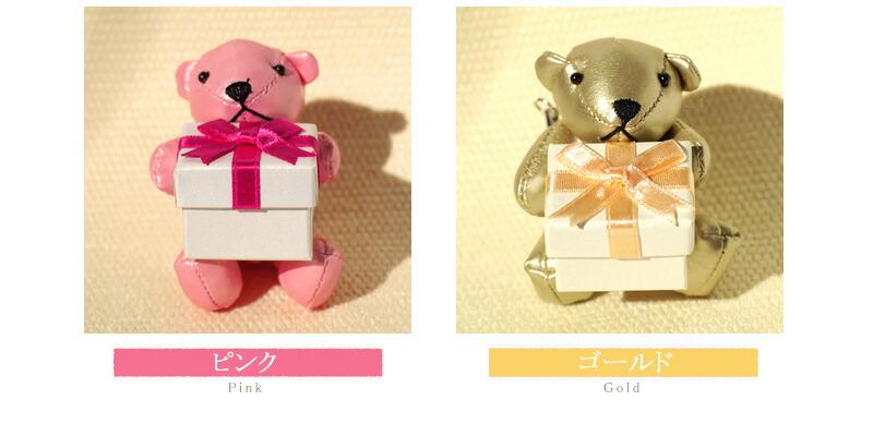 クマのジュエリーケース 『テディーからの贈り物』-5
