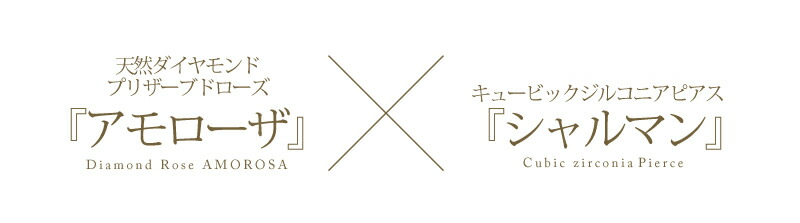 デザインピアス シャルマン-13