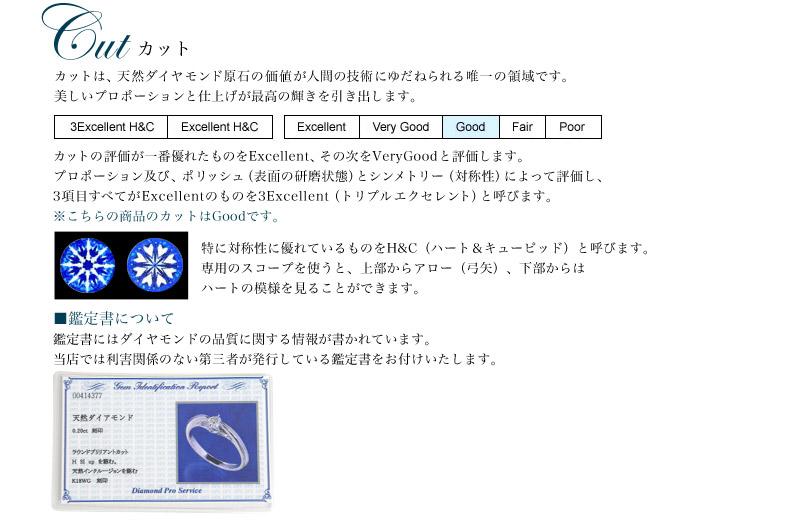 『0.16ct エンゲージリング PT900』(26-0932)8