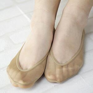 CONCEPT - 女士隱形船襪 [ 薄紗款式 ] / 132-5320 / 日本制 / 所有産品均享10倍積分 !!