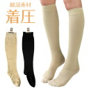 Naigai N-platz,Women's compression socks,9-15mmHg, Knee High,open toe type,japan made,3064-904