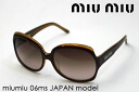 miumiu Miu Miu sunglasses Japan model MU06MS 1 glassmania sunglasses