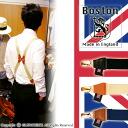영국 만들어진 BOSTON 사 4 점 고정 벨트