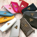 ! Type push women's L-shaped wallet fs3gm