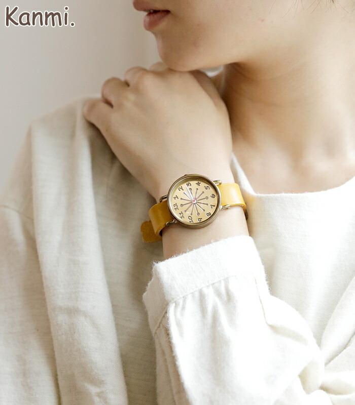 Kanmi. coco watch ビター