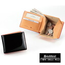 Crystal leather folio wallet fs3gm