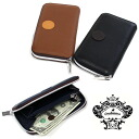 [free shipping] [OROBIANCO] an INTRA round fastener long wallet [RCP] [SS10P03mar13]