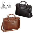 Orice Leather Briefcase [10P10Dec12]