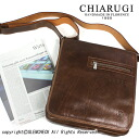 CHIARUGI German Hook Shoulder Bag [10P10Dec12]