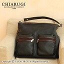 CHIARUGI Casual Shoulder Bag (Chrome Tanning)