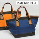 ROBERTA PIERI, Italy Roberta peri-2WAY Tote GLC original color