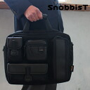 /snobbist Bali stick nylon briefcase fs3gm for A4
