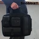 /snobbist Bali stick nylon briefcase fs3gm for A4