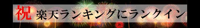 楽天ランキング入賞アイテム一挙勢ぞろい!