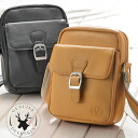 An outlet! Deerskin mini-shoulder bag