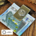 NORTH cafe & craft (ノースカフェ & crafts) 10 ¢ smile money clip N-102