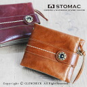 Estomac (S Thomas) Cowhide Bella Bi-Fold Wallet[Made In Japan] [Point 10 Times] [10P18Dec12]
