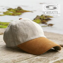 An outlet! Linen cap made in Italy