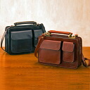 Snobbist Italian Leather 2Way Magazine Bag