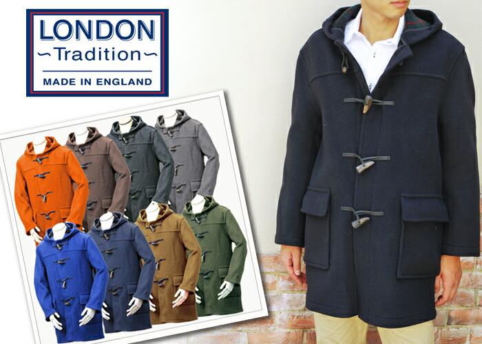 Traditional Duffle Coat | Down Coat