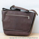 An outlet! Oiled leather messenger bag (oily spirit) cowhide, real leather fs2gm