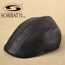 Deerskin Deerstalker [Made In Italy]