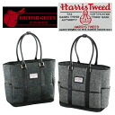 Harris Tweed tote bag fs3gm