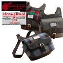Harris Tweed body pochette fs3gm