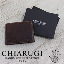 CHIARUGI and キアルージ two bi-fold wallet fs3gm