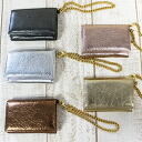 shiny leather fold wallet fs3gm